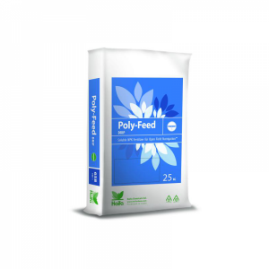 Удобрение Haifa Poly-Feed 12-5-40+2Mg+ME, 25 кг