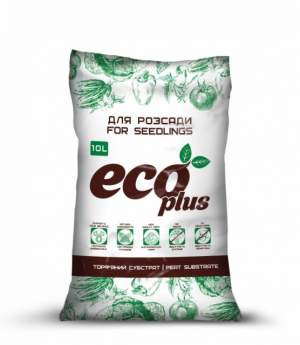 Субстрат PEATFIELD  ECO PLUS для рассады   10 л.
