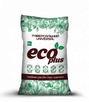 Субстрат PEATFIELD  ECO PLUS универсальний  10 л.